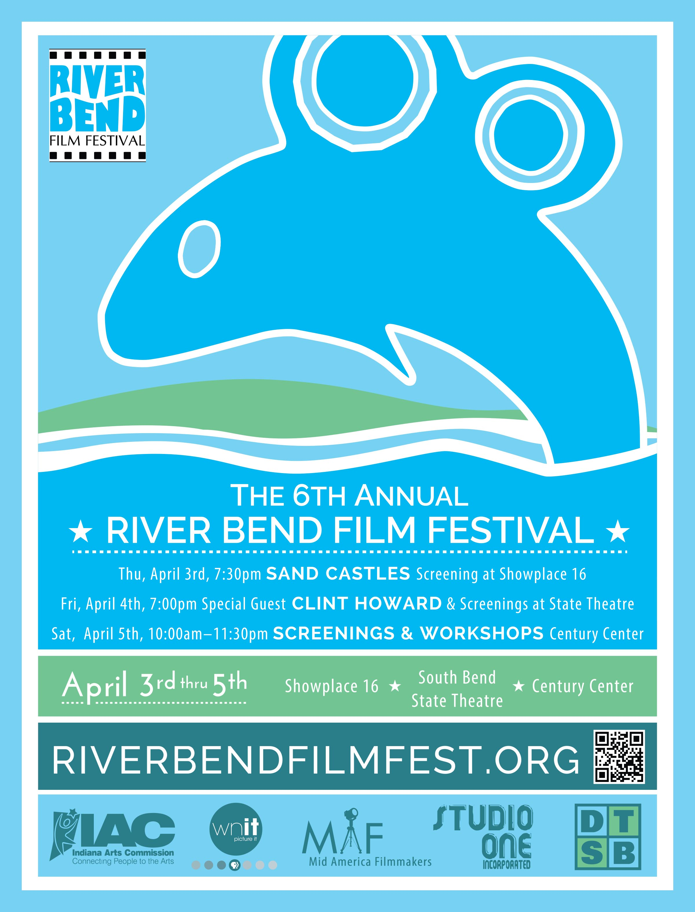 6th Annual River Bend Film Festival Features Hollywood Actor Clint